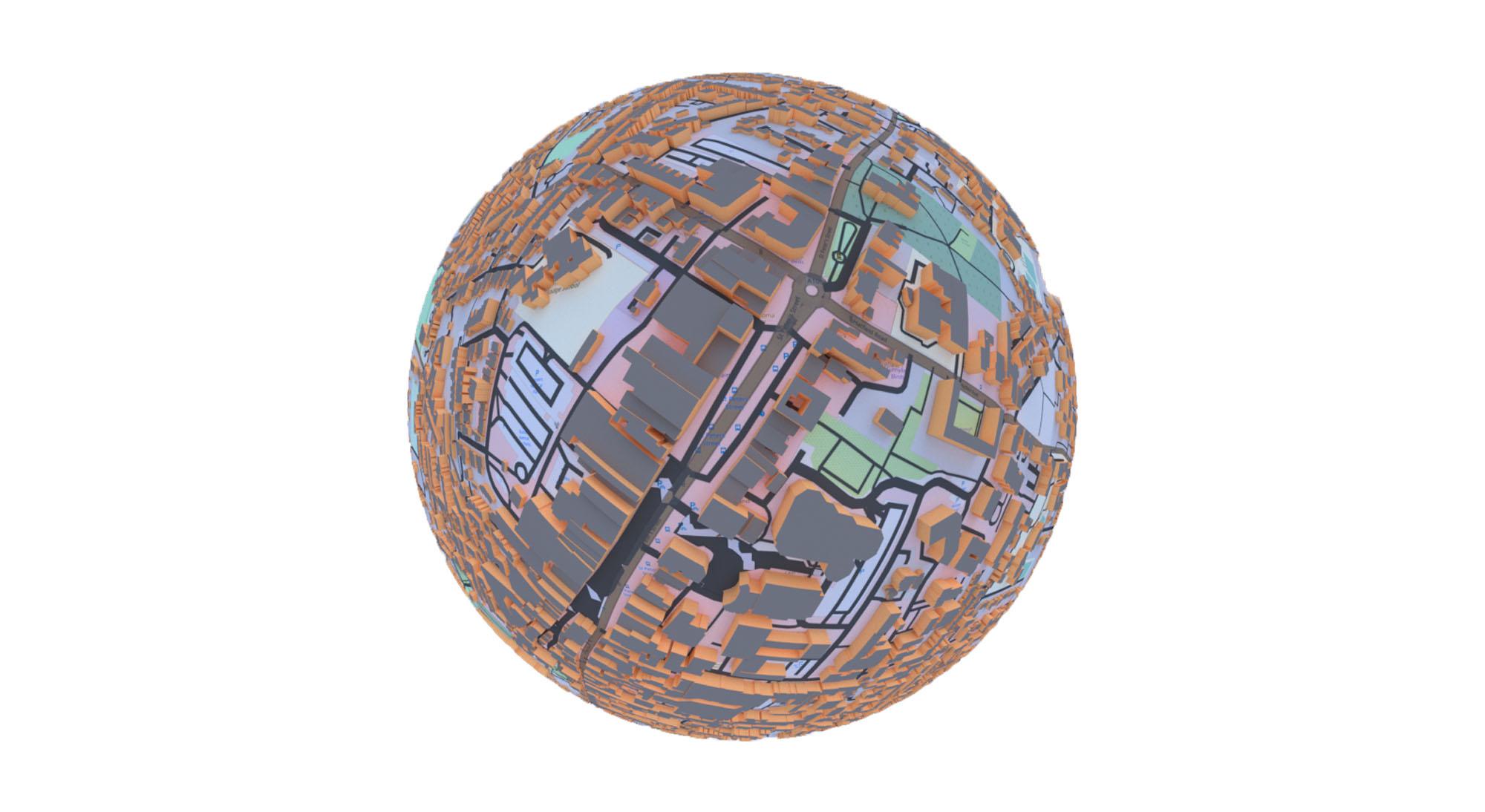 St Albans Globe