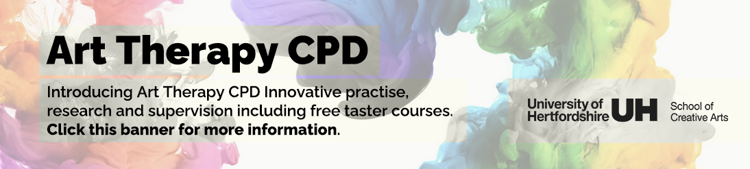 Art Therapy CPD Banner_Alt4